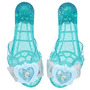 Disney Congelado Elsa Luces Mágico Zapato