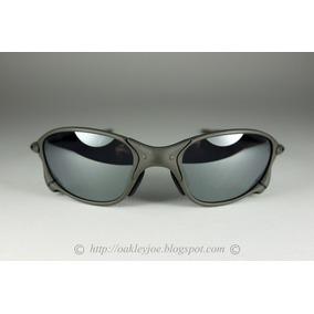 cf827ce3f9b86 Oculos Oakley Plate Titanium - Óculos De Sol Oakley Juliet no ...