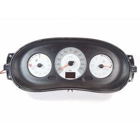218 Clio Sedan Painel Velocimetro Acrilico Vidro Trincado //
