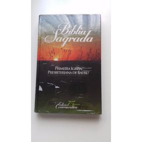 Bíblia Sagrada - Edição Comemorativa - Presbiteriana