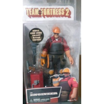 The Engineer Team Fortress 2 Neca El Ingeniero