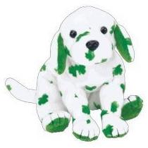 Juguete Ty Beanie Bebé - Blarn-e Irlanda Del Perro (interne