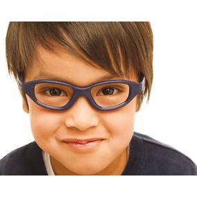 Lentes Armazon Miraflex Eva Unisex 7-10 Años Niño Niña Optic