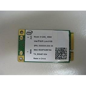 Tarjeta Mini Pci Wifi Intel Link 5100 300 Mbps