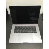 Portátil Macbook Touch Bar De 15 Pulgadas Excelente Estado