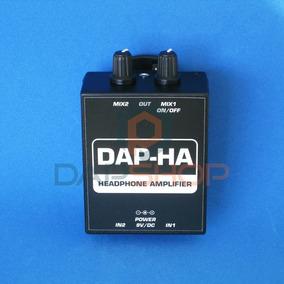 Amplificador Fones Dap-ha = Power Click Retorno Individual