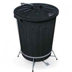 Cesto De Lixo Grande Automatico Reforçado Profissional 65l