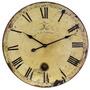 Pared Grande Reloj Péndulo Antiguo Vintage Grande Tradicion