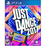 Juego Just Dance 2017 Ps4 Fisico Nuevo Sellado Just Dance 17