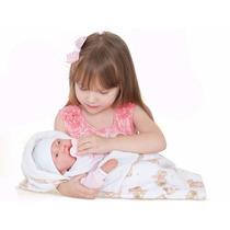 Frete Grátis Boneca Bebezinho Da Mamãe Deitado 2091 Cotiplás