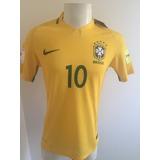 Camiseta Brasil 2016/2017 Version Jugador