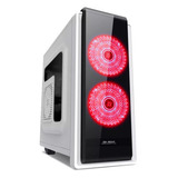 Gabinete Pc Gamer Taiding M800-b Usb 3.0 Led Fan 2x120cm