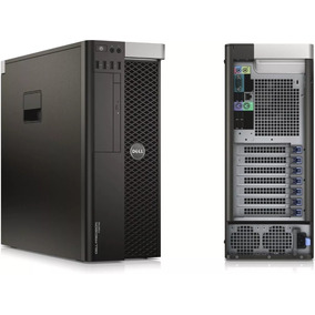 Workstation Dell T3610 Xeon E5 16gb 500hd !!
