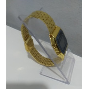 Relógio Dourado Unisex (bolo-f159)