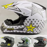 Casco Integral Motocross