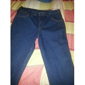 Pantalon Blue Jeans 3 Costura Industrial Jk Jeans Talla 38