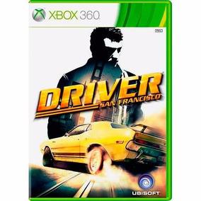 Driver: San Francisco - Xbox 360 Mídia Física Lacrado