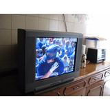 Television Sony 21 Plana, Estereo Analoga