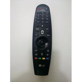 Controle Remoto Magic Lg Smart An-mr600 Original