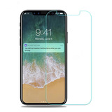 Película Iphone X 10 8 7 Plus 1 Linha Vidro Temperado 9h Top