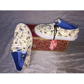 Zapatillas Vans Importadas De Talle 35