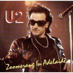 Cd U2 Zoomerang In Adelaide (2 Cds)