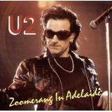 Cd U2 Zoomerang In Adelaide (2 Cds)