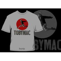 Camisa Toby Mac- Rock Gospel Megafone Rapcore Hiphop Cristão