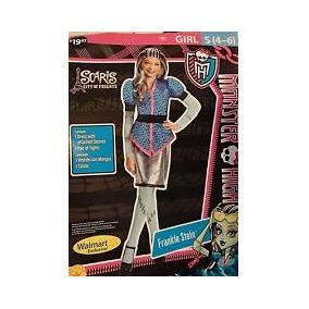 Disfraz Monster High Frankie Stein Talla M (8-10)