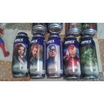 Latas Jumex Y Dr Peper: Avengers