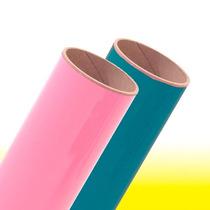 Vinil Textil Termoadherible Acabado Mate Colores Daa