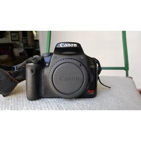 Camara Profesional Canon Rebel Xsi