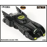Batmobile (batimovil) Ertl. Escala 1/64. Batman (1989).