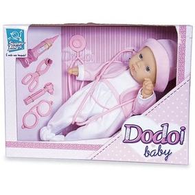 Boneca Dodoi Baby Doutora