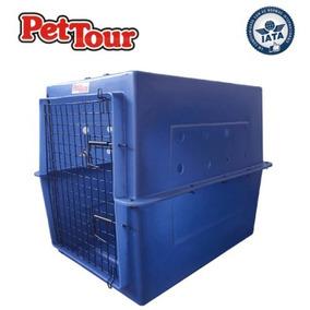 Kit 2 Caixas De Transporte Gigante Cães Iata Pettour 400