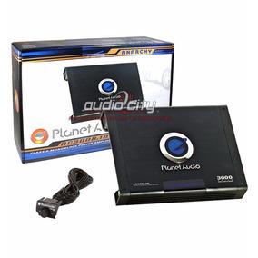 Amplificador Clase D Planet Audio Ac3000.1d Monoblock 3000w
