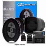 Alarme Automotivo H-buster Hba 2000 C/2 Controles