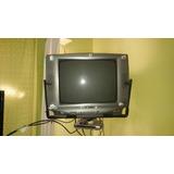 Televisor Hitachi 21 Pulgadas + Soporte