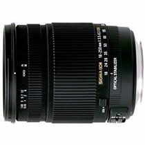 Lente Sigma 18-250mm F3.5-6.3 Dc Macro Os P/ Nikon+ Parasol