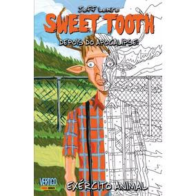 Sweet Tooth 3 Exército Animal Encadernado Panini Lacrado