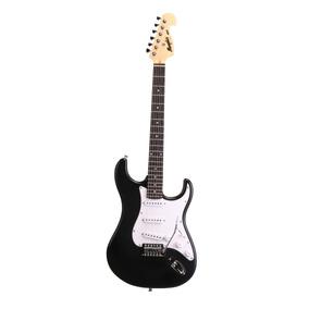 Guitarra Stratocaster Mg32 Tagima Memphis Preta Fosca