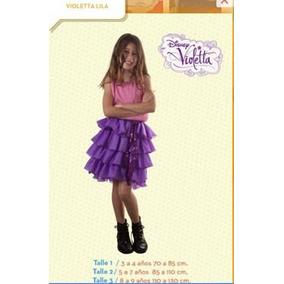 Disfraz Violetta Lila T:2