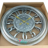 Relógio Parede Antigo Grande Ponteiro Design Belo