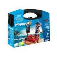 Playmobil 5655 Maletin Piratas Rdelhobby Mza