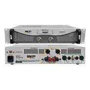 Amplificador Potencia Skp 700 Watts Ideal 4 Bafles