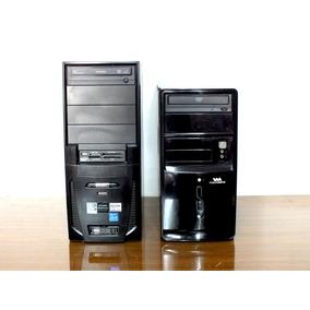 Computador Pc Cpu Secretária Hd160gb 2gb Ram C/fonte