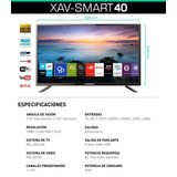 Led Tv Xenex 40 Full Hd Pulgadas Hdmi, Youtube/netflix