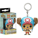 Llavero Funko Pop One Piece Tony Tony Chopper Funko Keychain