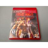 Tekken 6 Greatest Hits Para Ps3