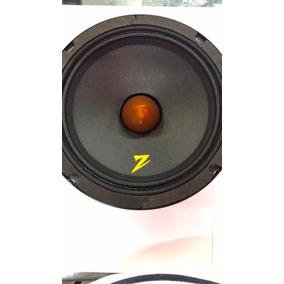 Par Auto Falante Zetta Audio 6 Pol 200rms Frete Gratís